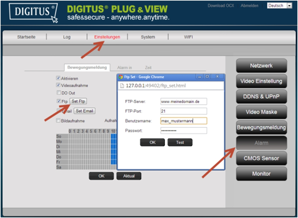 Plug-View_WebUI-Alarm